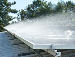 Commercial Solar Panel Cleaning Systems Heliotex