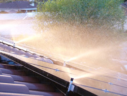 Residential Solar Panel Cleaning Systems  Heliotex